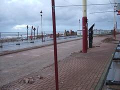 Blackpool Tram Line