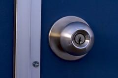 door handle, lock,