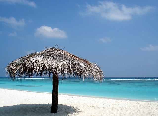 Kadmat Beach