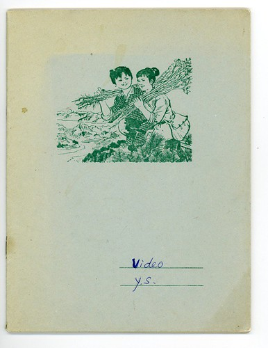 cultural revolution notebook