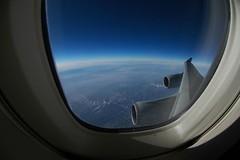 ANA 747-400 @SIBERIA