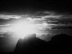 Por do sol no RJ