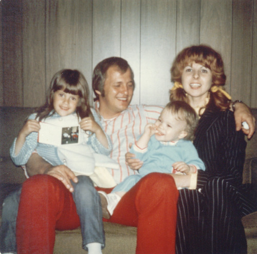 My family 1972