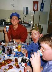 Pendle College Block 8 Boys
