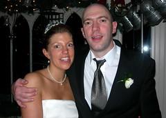 Jo and Matt Wedding Night Do (December 29 2006)