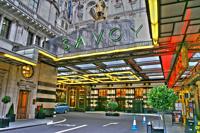 Savoy Hotel London Superier Queen Room