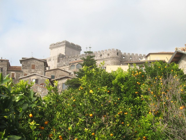 Sermoneta - The Castle