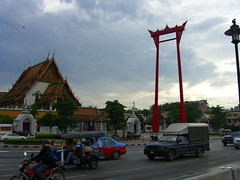 The Giant Swing and Wat Suthat