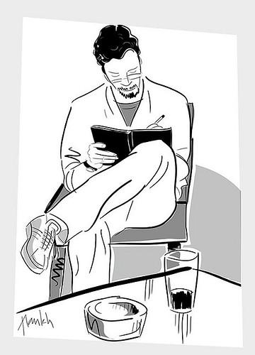 sketching 2 // bosquejando 2 by Frank.Hilzerman