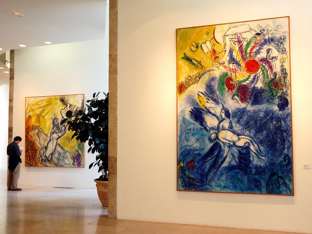 Museo Nacional Marc Chagall