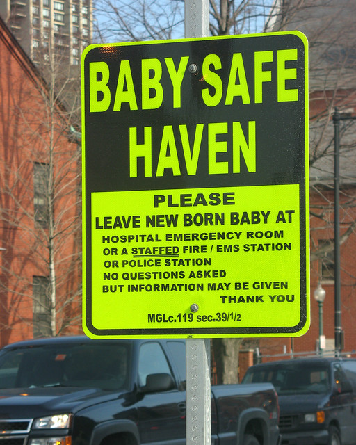 baby safe haven The ocap now offers safely surrendered baby kits for designated fire stations free of charge safe surrender sites are hospitals or other locations.