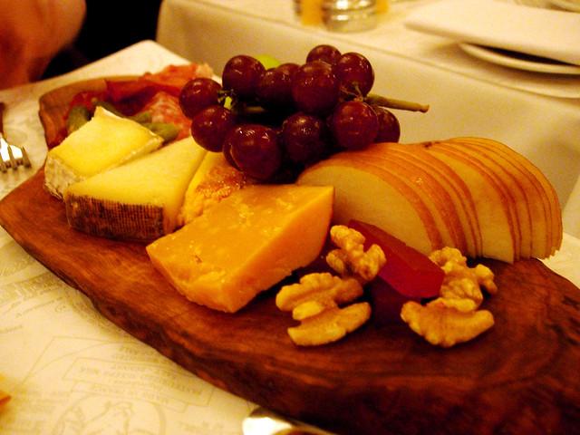 Assiette de charcuterie et fromages artisanal 2 park for Comida francesa df