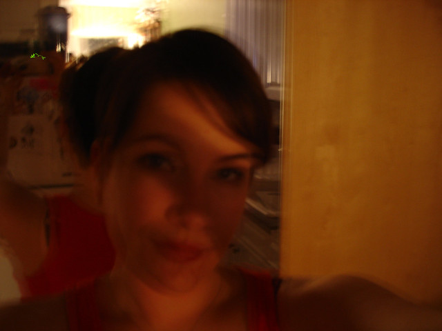 accidentally creepy self-portrait no. 871 | Flickr - Photo Sharing!