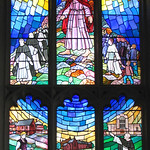 Leicester Priory Memorial window