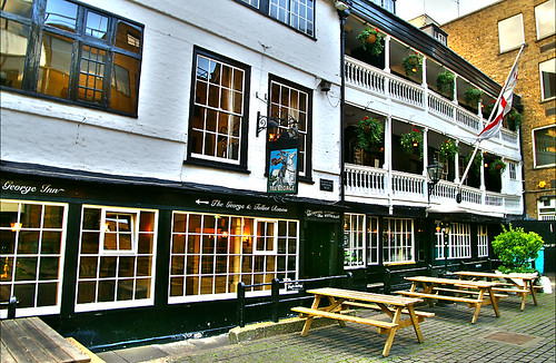 The George Inn - Southwark - London