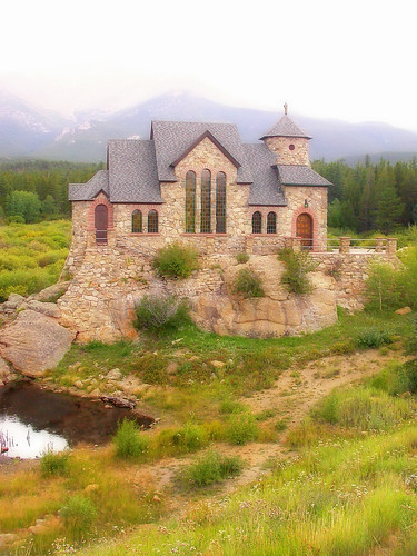 building church stone landscape rockies bravo colorado catholic unitedstates co orton stmalo 2007 allenspark stcatherineschapel interestingness17 i500 clff exploretop20 abigfave superbmasterpiece travelerphotos thechapelontherock