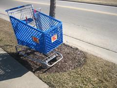 Kmart Shopping Cart