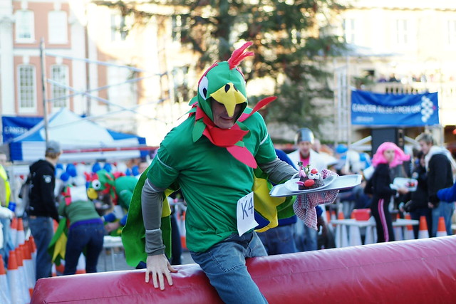 The 26th Great Christmas Pudding Race