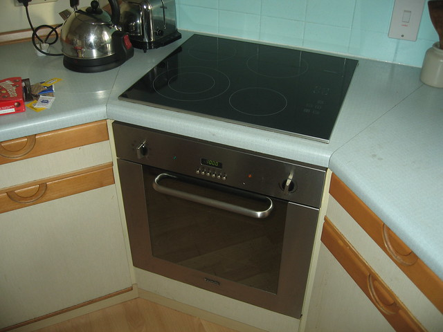 Countertop Oven With Hob : Home: Kitchen - Oven and Hob Flickr - Photo Sharing!