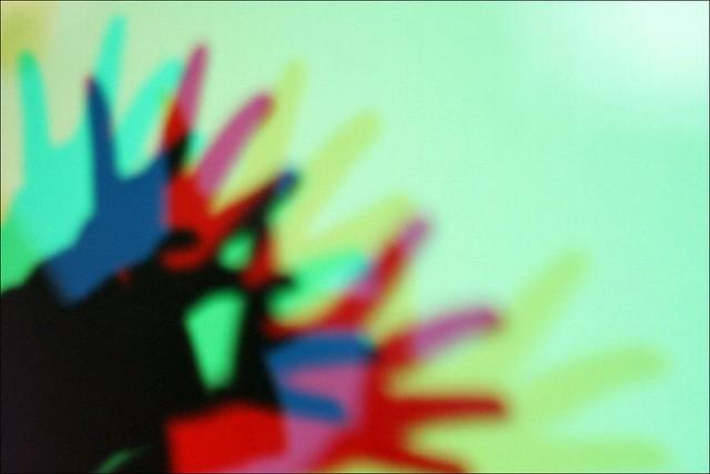 manos y colores   Flickr - Photo Sharing!