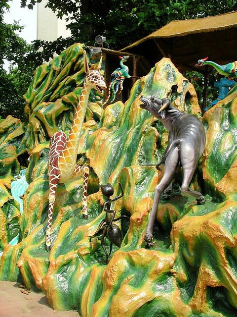 Tiger Balm Garden Flickr Photo Sharing
