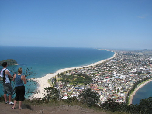 Mt. Maunganui - View From The Top