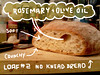 hello no knead bread! by featherbed