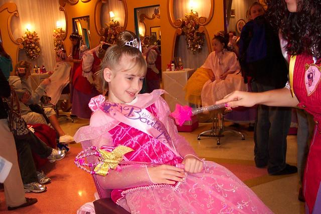 The Bibbidi Bobbidi Boutique Where Disney Princess Dreams