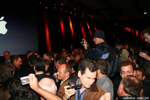 Steve Jobs @ Macworld Expo 2007Keynote