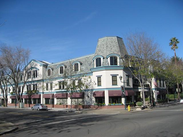 Rose Hotel Pleasanton Ca