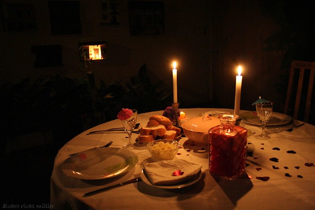 cena para dos flickr photo sharing