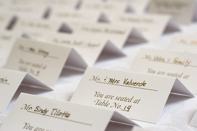Guest cards