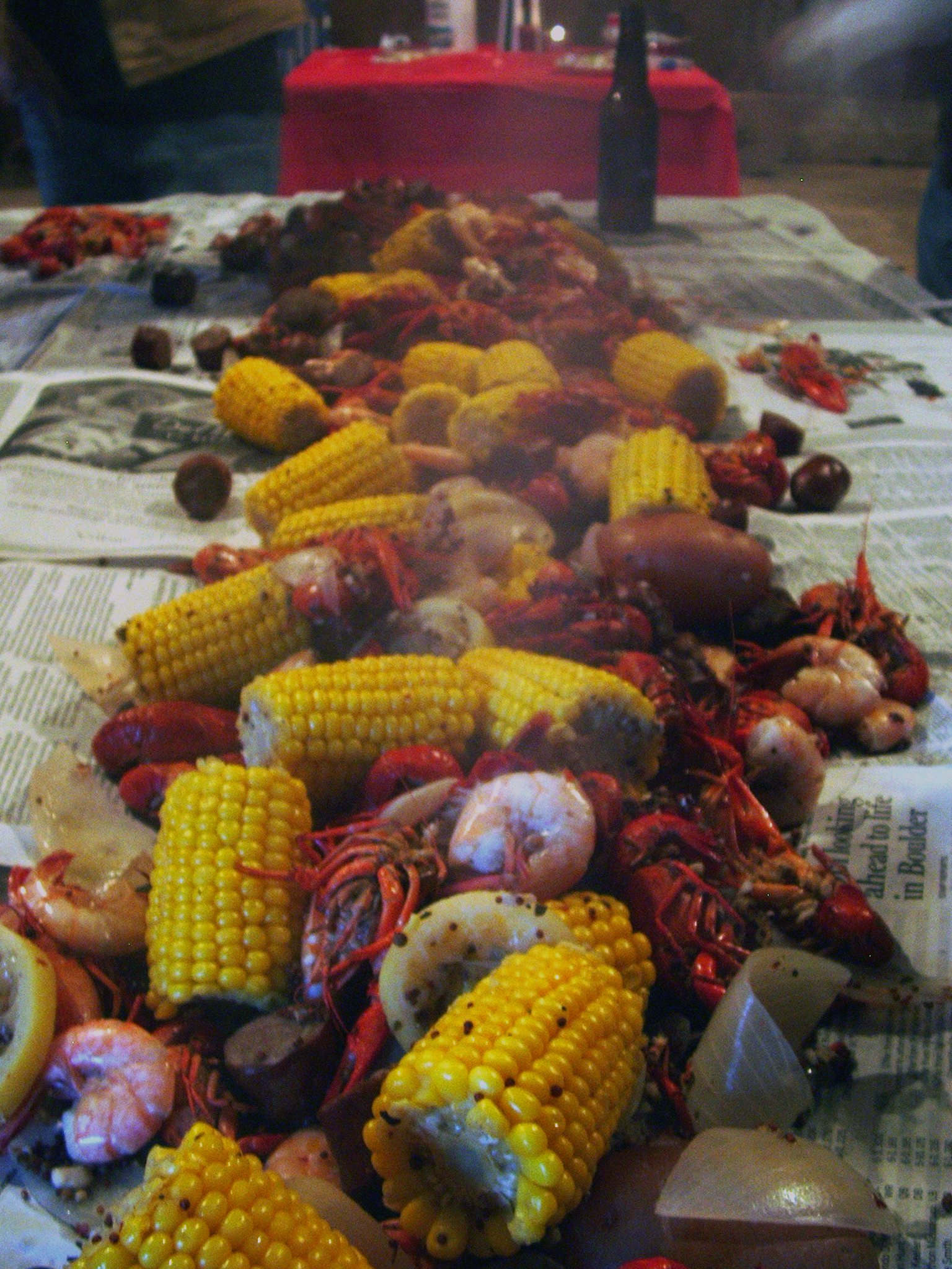 Low Country Boil Food Network