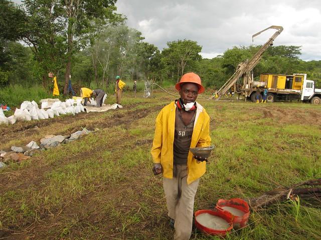 Mkushi, Zambia