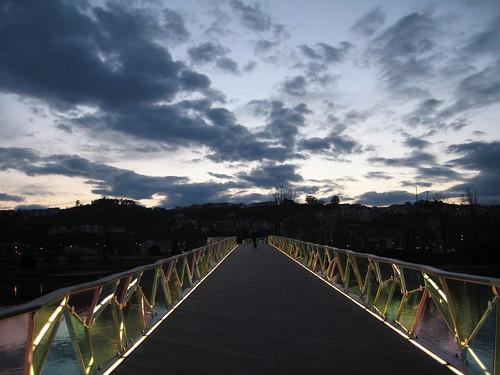 light sunset sky abstract portugal colors artistic bridges explore coimbra 1favorite jasonstravel