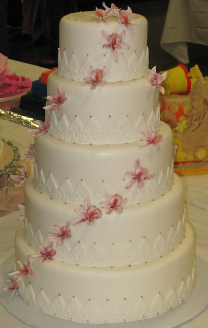 wedding cakes for beginners 2nd place beginner wedding cake flickr photo 24371