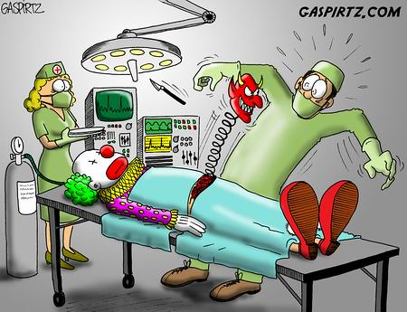 surgery surpriiiiise by gaspirtz flickr photo sharing. Black Bedroom Furniture Sets. Home Design Ideas