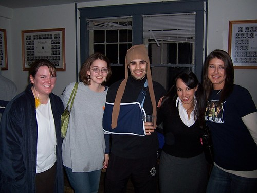 Feb Club 2007: Old School
