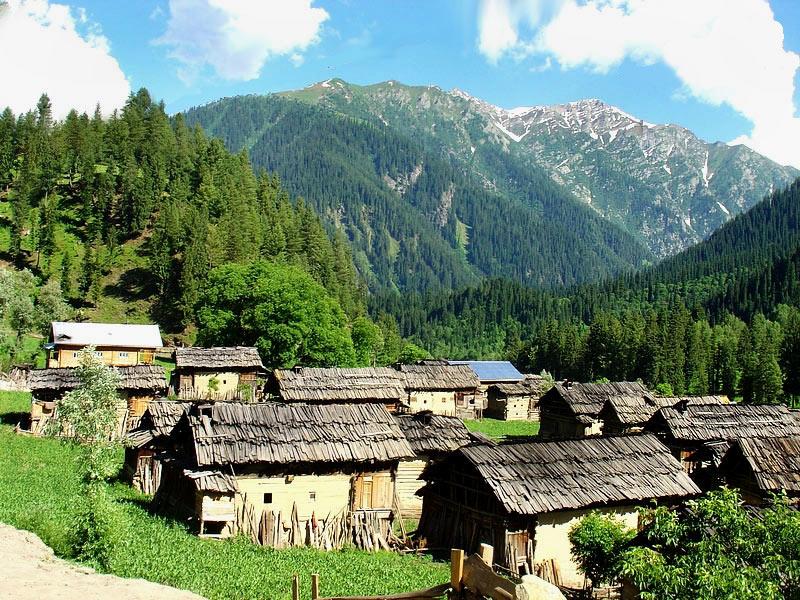 The Magnificent Himalayas And Karakoram Ranges Northern