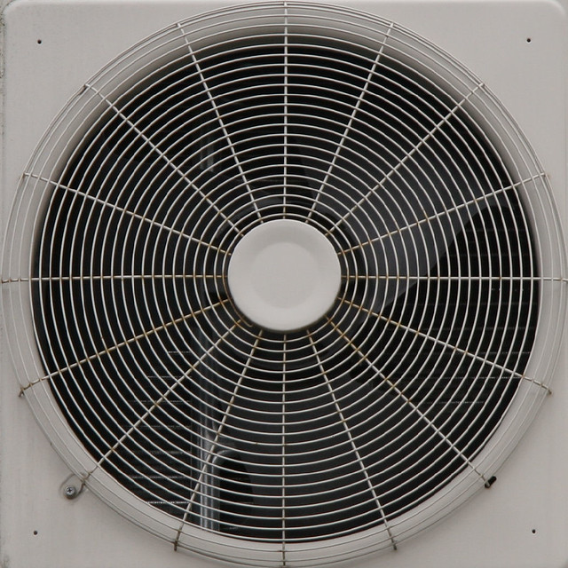 Air conditioning fan 2