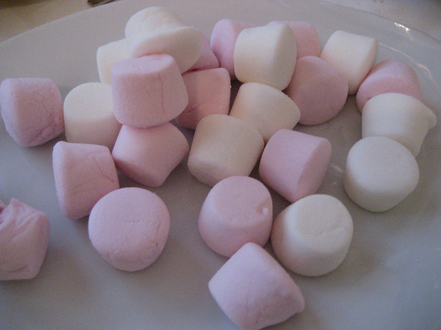 Marshmallows from Flickr via Wylio