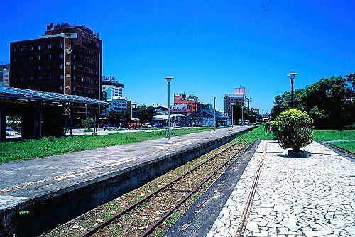 U184台東舊鐵道自行車道
