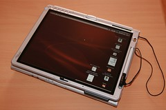 Lifebook als Tablet PC