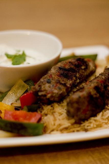 Lamb Kofta Kebabs | Flickr - Photo Sharing!