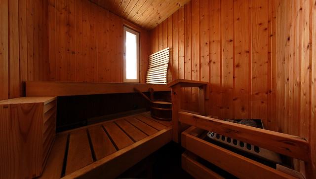 Finnish sauna II