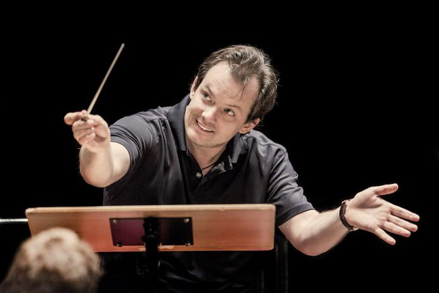 Andris Nelsons © 2016 Marco Borggreve. Photo by Marco Borggreve