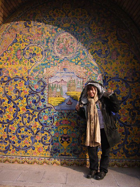 wallpaper at کاخ گلستان
