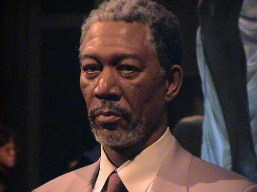 Morgan Freeman's Journey on Earth of Pictures
