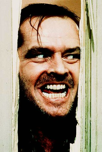 Jack Torrance ( The Shining)