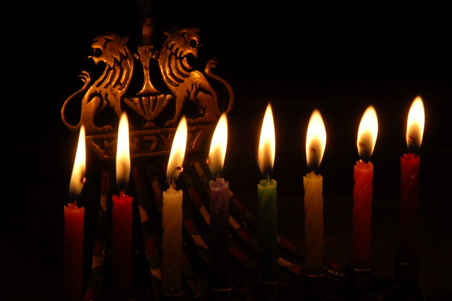 8th Night of Hannukah